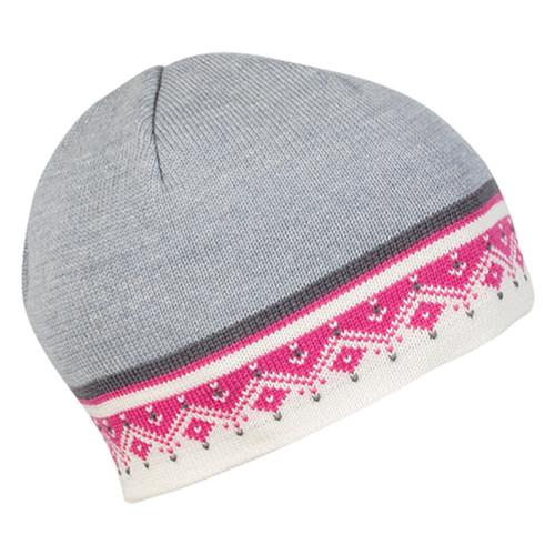 Dale of Norway, Moritz Hat in Off White/Schiefer/Allium/Grey Mel, 48361-T