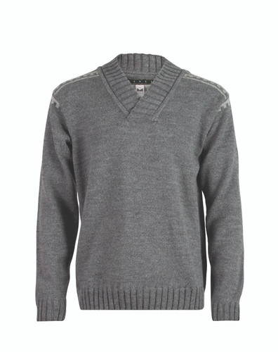 Dale of Norway, Alpina sweater, mens, in Smoke/Light Charcoal, 92541-E