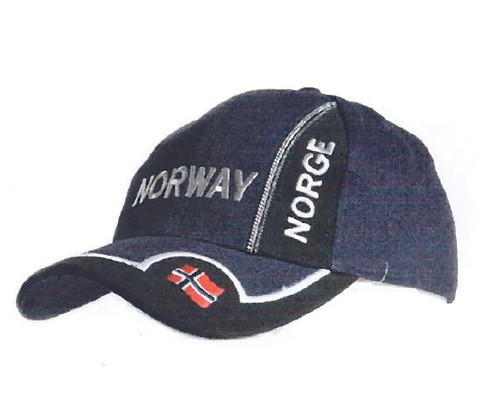 Navy Norway Hat