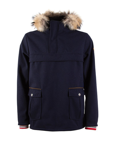 Dale of Norway, Fjellanorakk Knitshell Jacket, Mens,  in Navy, 82921-C