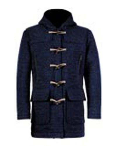 Dale of Norway Oslo Knitshell Jacket, Mens - Navy, 85008-C