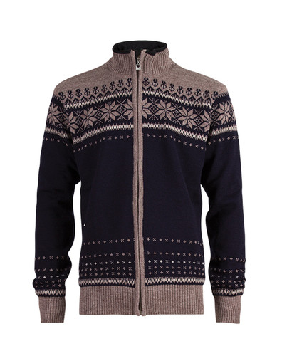 Dale of Norway, Ulriken Jacket, Unisex, in Navy/Mountainstone/Sand, 82781-C