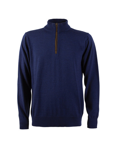Dale of Norway, Olav Sweater, Mens, in Navy Melange, 92892-C