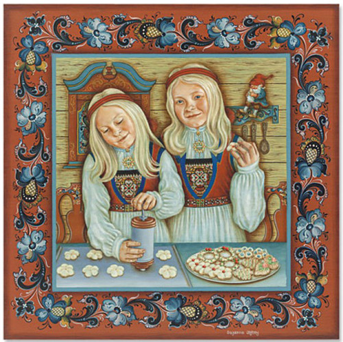 Suzanne Toftey Tile- Spritz Bakers