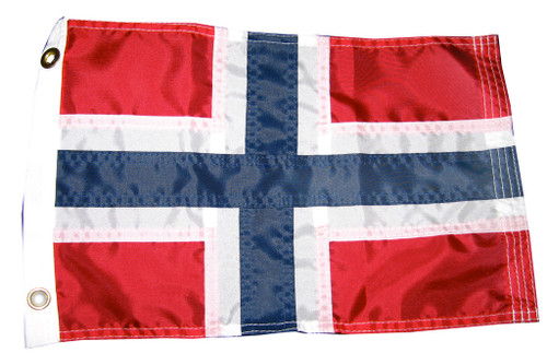 Norwegian Boat Flag