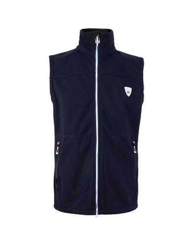 Dale of Norway Hafjell Knitshell Vest, Mens - Navy, 82981-C