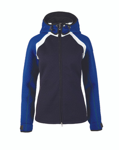 Dale of Norway, Jotunheimen knitshell jacket, ladies, in Navy/Cobalt/Off White, 85141-H