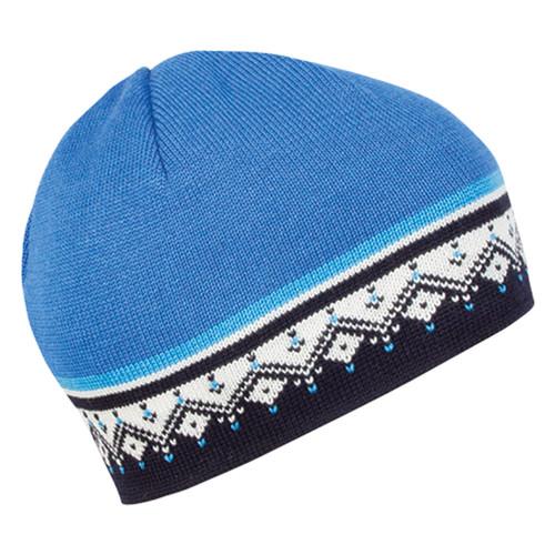 Dale of Norway Moritz Hat in Navy/Sochi Blue/Off White/Cobalt, 48361-H