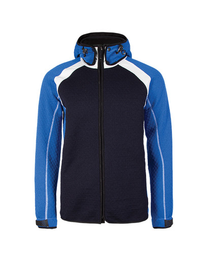 Dale of Norway, Jotunheim Jacket, Mens, in Navy/Cobalt/Off White, 85151-H