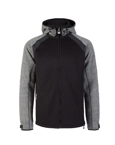 Dale of Norway, Jotunheim Jacket, Mens, in Black/Smoke, 85151-E