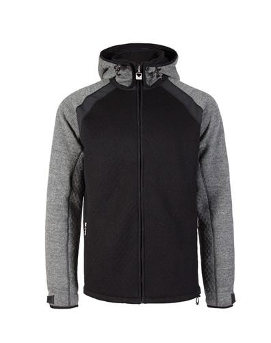 Dale of Norway Jotunheimen Knitshell Jacket, Mens - Black/Smoke, 85151-E