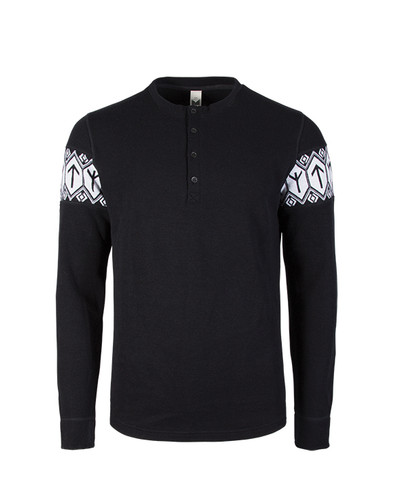 Dale of Norway, Viking Basic Pullover, Mens, in Black/White, 93511-F