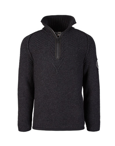 Dale of Norway, Viking sweater, mens, in Dark Charcoal, 93121-E