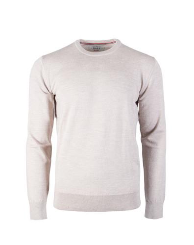Dale of Norway, Magnus Sweater, Mens, in Beige Melange, 92402-P