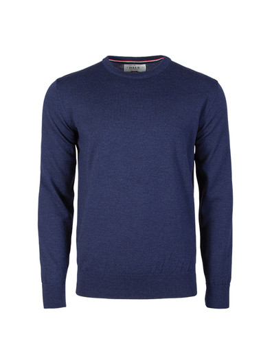 Dale of Norway, Magnus Sweater, Mens, in Navy Melange, 92402-C