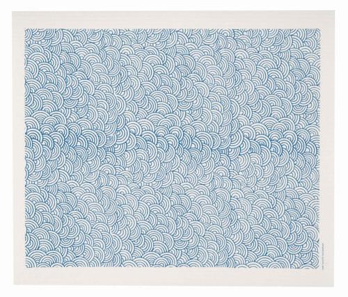 Swedish drying mat, Circles design