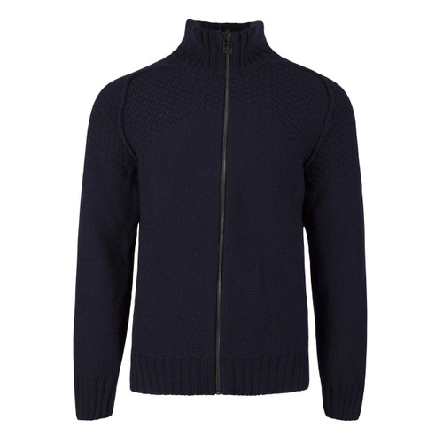 Dale of Norway Gudmund  cardigan, mens, in Navy, 83221-C, on sale at The Nordic Shop