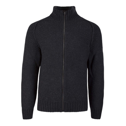 Dale of Norway Gudmund  cardigan, mens, in Dark Charcoal, 83221-E, on sale at The Nordic Shop