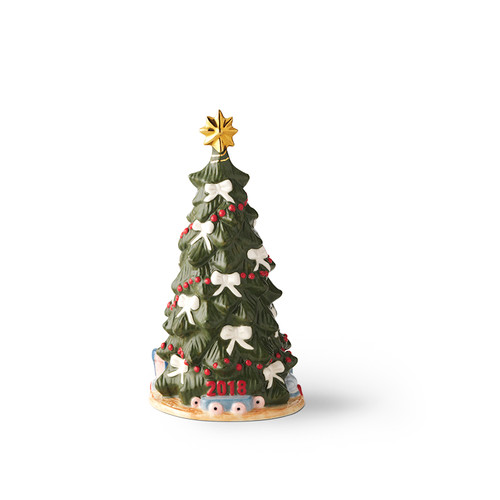 2018 Royal Copenhagen Annual Christmas Tree, available at The Nordic Shop