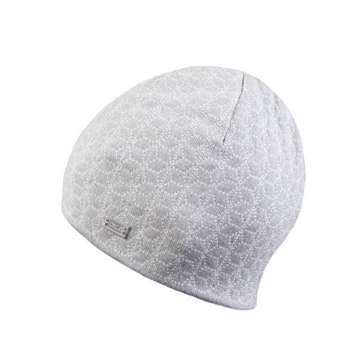 Dale of Norway, Stjerne Hat, Light Grey Mel/Off White Mel, 48121-E