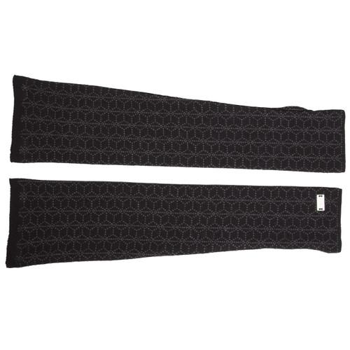 Dale of Norway, Stjerne Ladies Gloves, Black/Dark Grey Mel, 25011-F