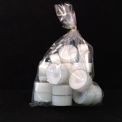 Danish Logum Kloster Lys Tea Lights, Bag of 18
