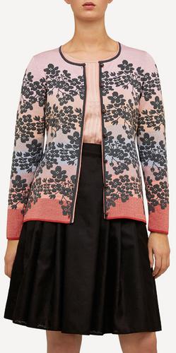 Klara Oleana Medium Cardigan (Hydrangea), 336VD Light Pink