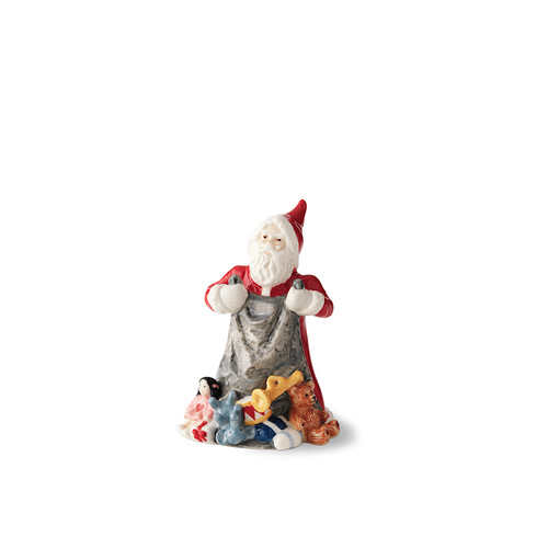 2018 Royal Copenhagen Annual Santa Figurine, available at The Nordic Shop.