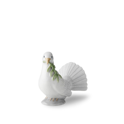 2018 Royal Copenhagen annual figurine.