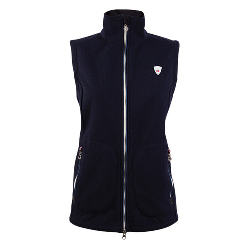 Dale of Norway, Ladies, Hafjell Vest in Navy, 82881-C