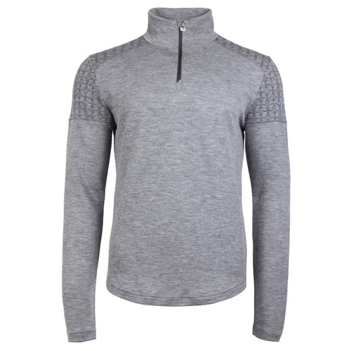 Dale of Norway Stjerne Basic Shirting, Mens, in Smoke/Black, 93551-E