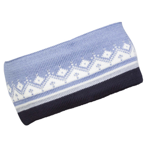 Dale of Norway, Moritz Unisex Headband in Navy/Blue Shadow/Off White, 26091-D