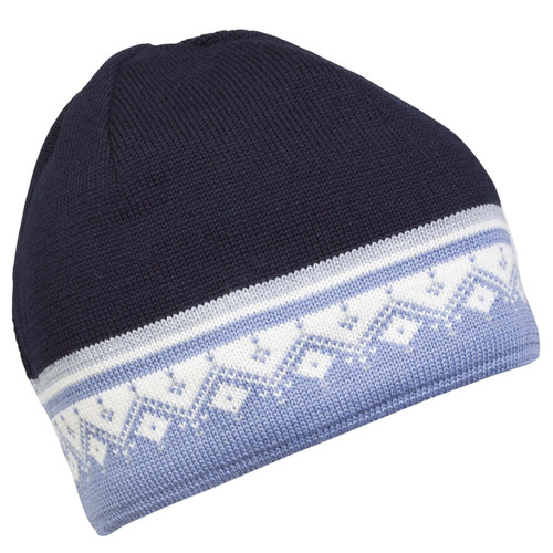 Dale of NorwayMoritz Hat - Navy/Blue Shadow/ Off White, 48361-D