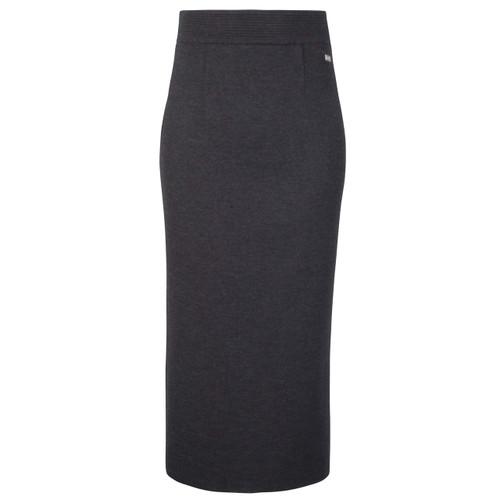 Dale of Norway, Dale Long Skirt, Ladies, in Dark Charcoal, 62031-E