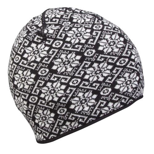 Dale of Norway Sonja Hat - Black/Off White Mel, 48161-J