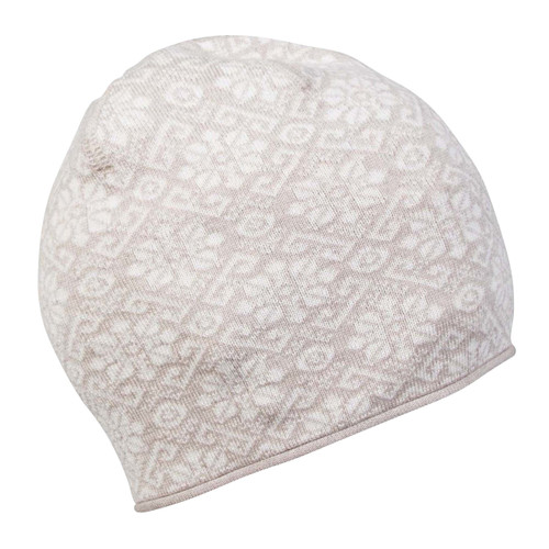 Dale of Norway Sonja Hat - Sand Mel/Off White Mel, 48161-P