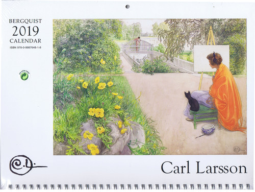2019 Carl Larsson Calendar