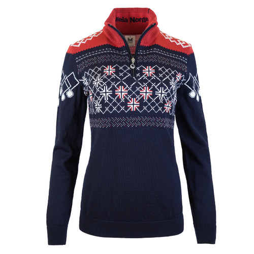 Podium Lady's Dale of Norway Special Edition Sweater, 94221-C