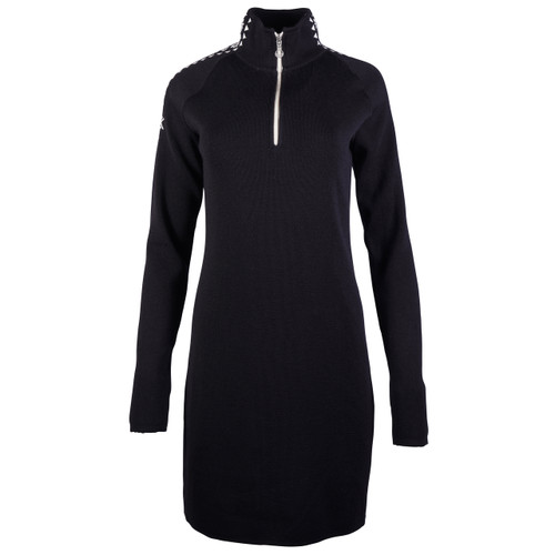 Dale of Norway Geilo Dress in Black, 65100-F