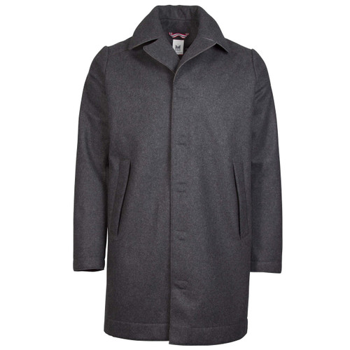 Dale of Norway Yr Woolshell Jacket, Mens - Dark Charcoal, 85211-E