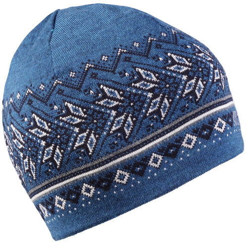 Dale of Norway Hovden Hat - Sea Mel/Off White/Navy/Smoke, 48081-G