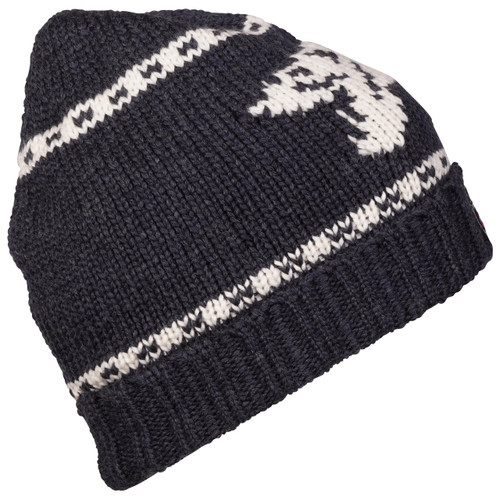 Dale of Norway Isbjørn Hat - Dusty Navy/Off White, 48311-C