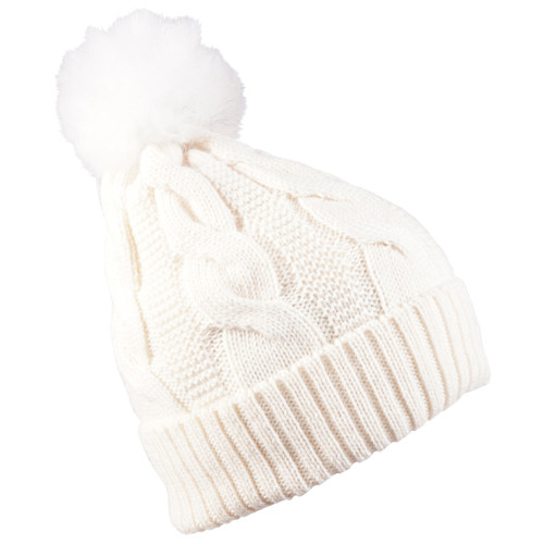 Dale of Norway Vilde Hat - Off White, 48321-A