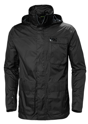 Helly Hansen Urban Utility Jacket, Men's - Black, 53264-990