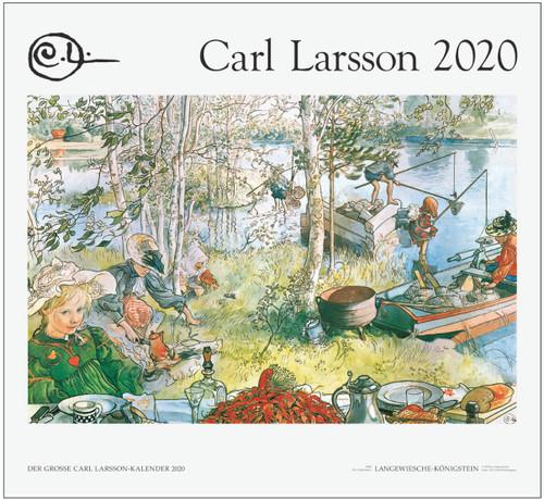 2020 Carl Larsson Calendar