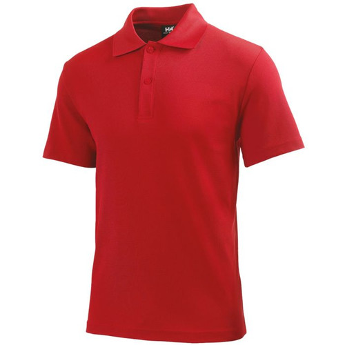 Helly Hansen Riftline Polo, Men's - Red, 50982-163