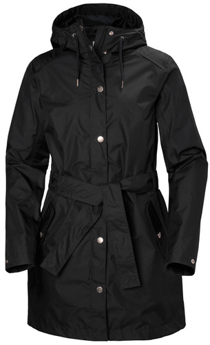 Helly Hansen Lyness II Coat, Women's - Black, 53248-990