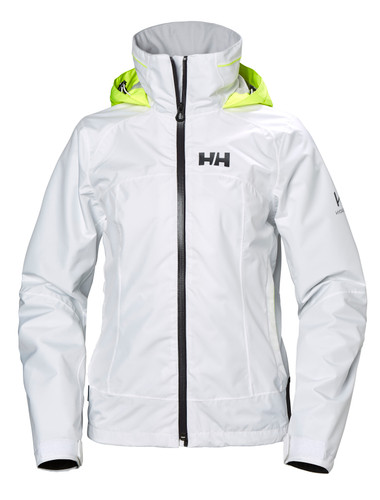 Helly Hansen HP Fjord Jacket, Women's - White, 34108-001