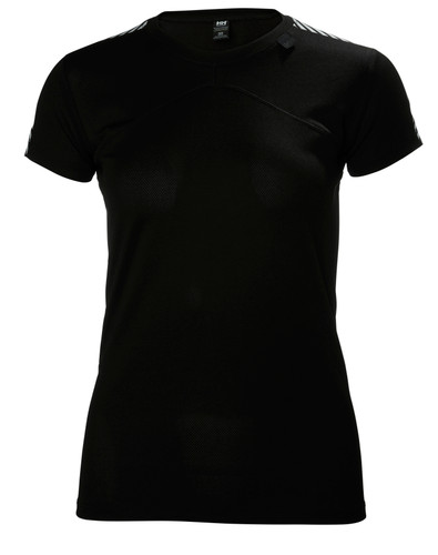 Helly Hansen HH Lifa T-Shirt, Women's - Black, 48330-990