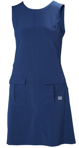 Helly Hansen Vik Dress, Women's, Catalina Blue - 62868-541